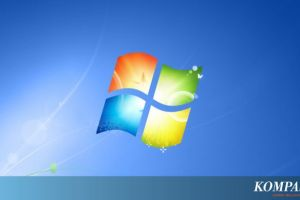 Usia Windows 7 Tinggal Dua Hari