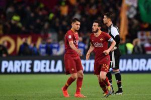 Fakta Menarik Jelang AS Roma vs Juventus