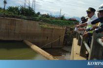 Atasi Banjir Bandung, Kementrian PUPR Bangun Floodway Cisangkuy