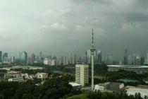 Prakiraan Cuaca DKI Jakarta, BMKG: Mayoritas Berawan