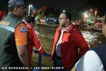 Tim Advokasi Banjir Jakarta Resmi Gugat Anies Baswedan