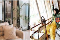 10 Potret rumah baru Haykal Kamil & Tantri Namirah, bertema Bali