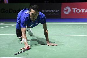 Evaluasi Malaysia Masters, Pelatih: Jonatan Cs Belum Konsisten
