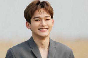 Calon Istri Chen EXO Hamil, SM Entertainment Enggan Sebut Identitas