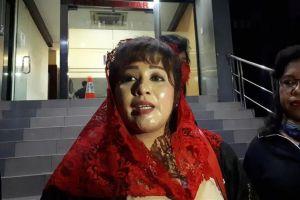 Dewi Tanjung Siap Demo Tuntut Anies Baswedan Mundur Dari Kursi Gubernur DKI