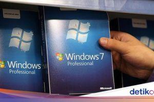 Jangan Lagi Pakai Windows 7 untuk Email dan Internet Banking