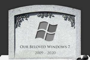 Selamat Tinggal Windows 7, Sekarang Saatnya Untuk Upgrade Sistem OS Kalian