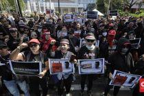 Demo Anies di Balkot, Jakarta Bargerak Disekat Bang Japar