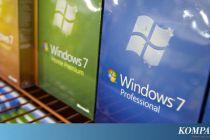 Tips Menjaga Keamanan Windows 7 yang Dipensiunkan Microsoft