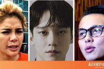 [POPULER HYPE] Calon Istri Chen EXO Hamil | Duduk Perkara Perseteruan Nikita Mirzani dan Andhika Pratama         Dibaca 7.902 kali