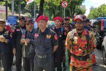 659 Personel Gabungan Amankan Unjuk Rasa di Balai Kota DKI