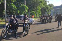 Dikawal Polisi, Massa Abu Janda dan Dewi Tanjung Bubarkan Diri