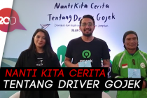 Kisah Inspiratif Driver Gojek Dituangkan dalam 'NKCTDG'