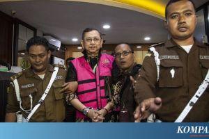 5 Tersangka Kasus Jiwasraya Ditahan di Rutan Berbeda, Ini Alasan Kejagung