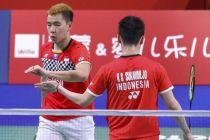 Menang 26-24, Kevin/Marcus ke Babak Kedua Indonesia Masters