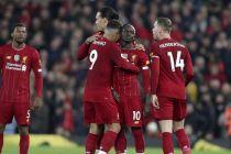 Shrewsbury Town vs Liverpool di Babak Keempat Piala FA