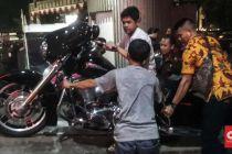 Kejagung Sita Mercedes dan Harley Milik Eks Bos Jiwasraya
