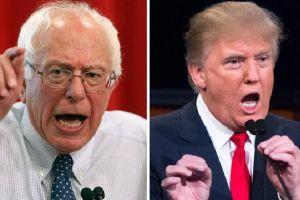 Selesai Debat, Elizabeth Warren Ogah Salaman Dengan Bernie Sanders