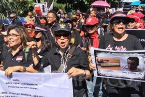 Demo di Balai Kota, PKS: Kenapa Siriknya Hanya ke Pak Anies?