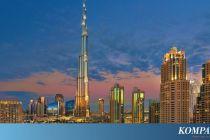 Perang Sengit Pencakar Langit, UAE Ungguli Arab Saudi