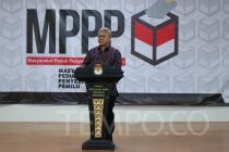 Tim Hukum PDIP Bertemu KPU, Arief Budiman: Pertemuan Biasa