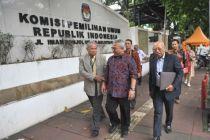 Tim Hukum PDIP Temui KPU, Dewas KPK hingga Dewan Pers