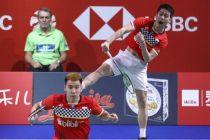 Marcus/Kevin Kalahkan China di 16 Besar Indonesia Masters