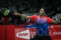 Breaking News: Jonatan ke Perempatfinal Indonesia Masters