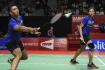 Indonesia Masters: Alfian / Annisa Wakil Ke-4 Kalah di Babak II