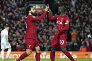 Liverpool vs MU: Adu Tajam Trio Lini Depan