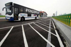 Jakarta Raih Penghargaan Transportasi Perkotaan Tingkat Dunia