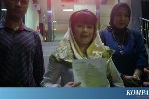 Dewi Tanjung Laporkan Pendukung Anies Baswedan ke Polda Metro Jaya