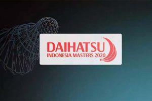 Indonesia Master 2020 : Jadwal Pertandingan Hari Ini