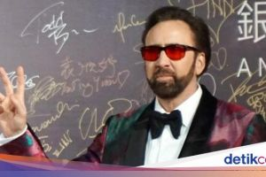Cerai 4 Kali, Nicholas Cage Jagokan 'Marriage Story' di Oscar 2020