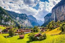 Pesona Lauterbrunnen, Salah Satu Lembah Terindah di Dunia