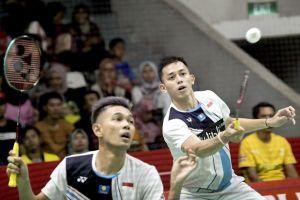 Comeback Fajar/Rian Pastikan Ganda Putra Pesan Tiket Final