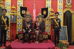 Raja Keraton Agung Sejagat Dianggap Kemunculan Ratu Adil
