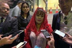 Tak Terima Diteriaki Kecebong, Dewi Tanjung Laporkan Pendukung Anies