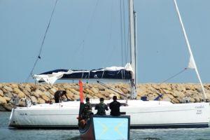 Kapal Yacht Mewah yang Terdampar di Aceh Utara Ternyata Dilengkapi Kemudi Autopilot, Ini Spesifikasi Lengkapnya
