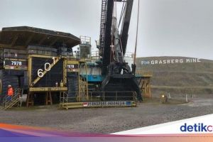 Pembangunan Fisik Smelter Freeport Dimulai Kuartal II Tahun Ini
