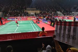 Wasit Asal Uganda Kehilangan Tas di Arena Indonesia Masters 2020