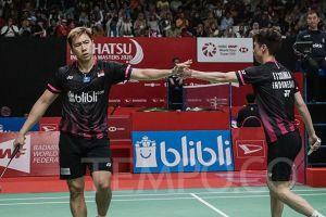 Kevin / Marcus Melaju ke Semifinal Indonesia Masters 2020