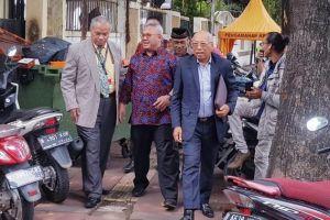 Tim Hukum PDIP Sambangi KPU hingga Dewan Pers Usai OTT Wahyu Setiawan