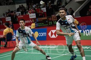Fajar / Rian Menang, 1 Tiket Final Indonesia Masters di Tangan