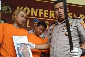 Lima Pelaku Kasus Pengeroyokan Bersenjata di Pacet Mojokerto Tertangkap