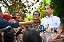 Tanggapi Pernyataan Rocky Gerung, Jokowi: Setiap Hari Istana Juga Didemo