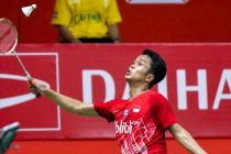 Final Indonesia Masters 2020: Anthony Ginting vs Antonsen