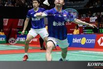 Hasil Indonesia Masters 2020, 4 Wakil Indonesia Tembus Partai Final         Dibaca 4.352 kali