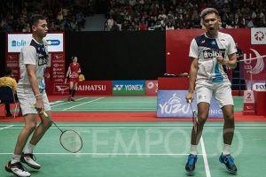 Jadwal Indonesia Masters Sabtu: 5 Wakil Main, 1 Final di Tangan