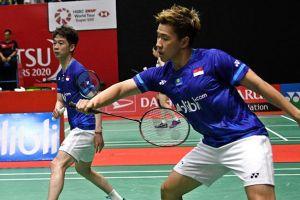 Hari Ini Semifinal Indonesia Masters, Apa Kata Kevin / Marcus?